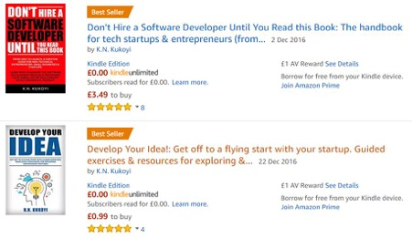 The Power of Preorders and KDP Select to Getting to Best Seller Status