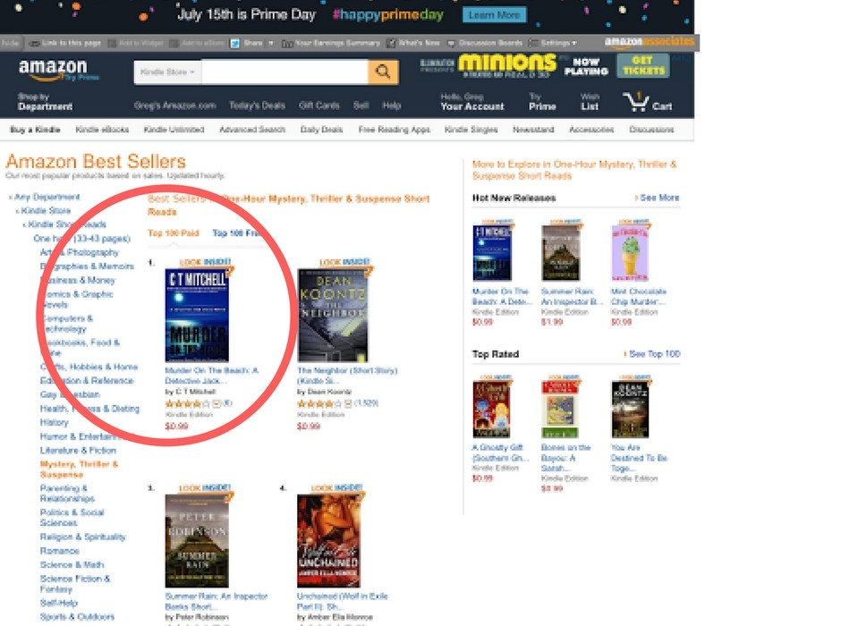 Hitting the Top of Amazon Sales Rankings 30 Days from Launch